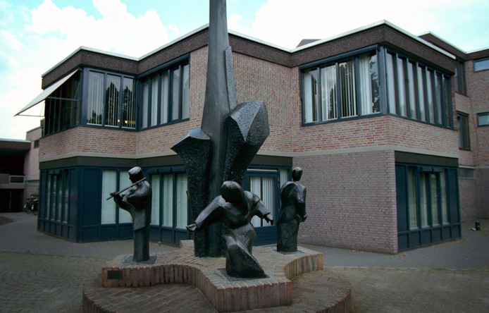 Theater De Speeldoos in Vught.