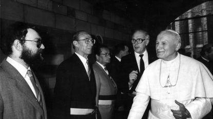 'Bruggenbouwer' André Verstraete (86) overleden