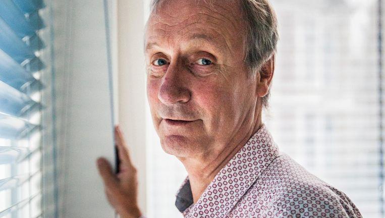 Hans Bennis, de nieuwe directeur van de Taalunie. Beeld Aurélie Geurts