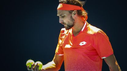 Bemelmans meteen onderuit in kwalificaties Roland Garros, Darcis en Coppejans door