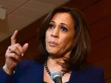 Democrate Kamala Harris mengt zich in strijd om Witte Huis