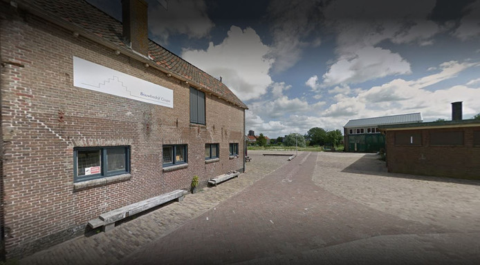 Bouwbedrijf Coupe aan de Beltweg.
