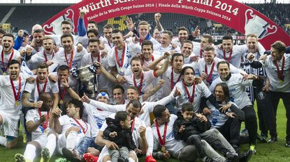 Basel eerste Zwitserse ploeg met vijf titels op rij
