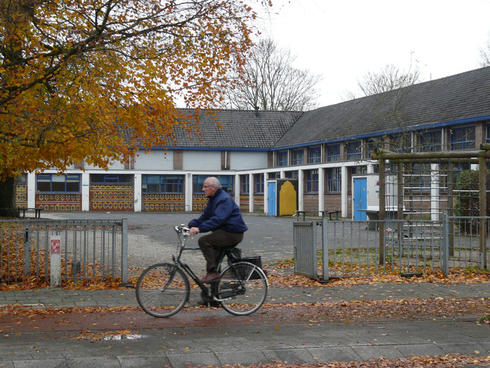 De oude locatie aan de Leusderweg.