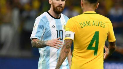 Zuid-Amerika onder hoogspanning: Brazilië en Argentinië strijden om finaleplaats Copa América