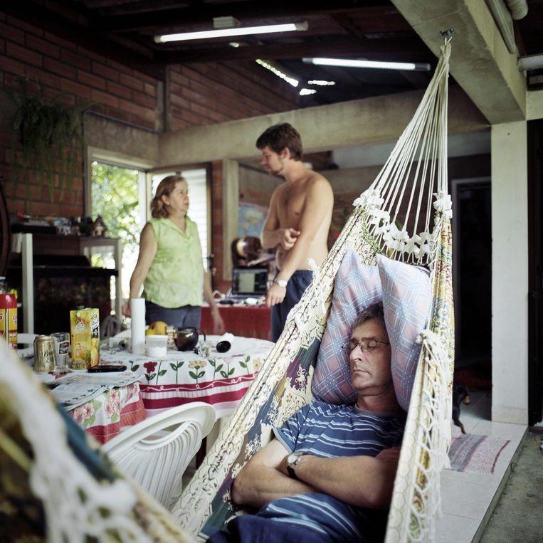 Coachsurfen in Brazilië. Beeld Hollandse Hoogte