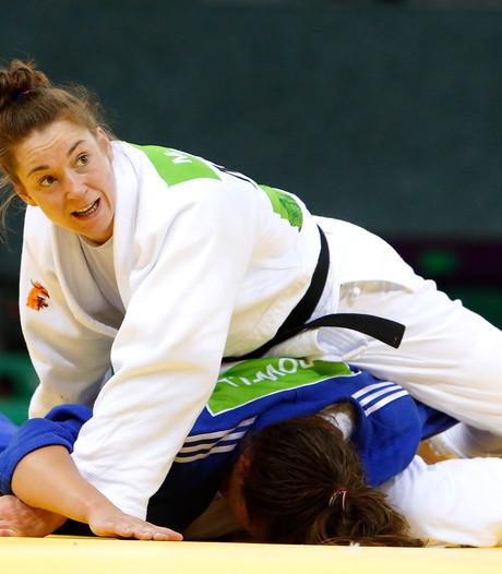 Judoka Verkerk wint goud op European Cup in Minsk