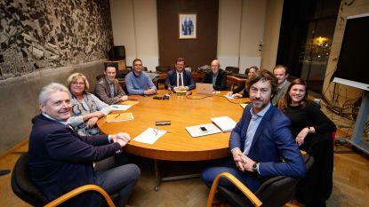Inhoudelijk akkoord over bestuur zonder socialisten in Oostende