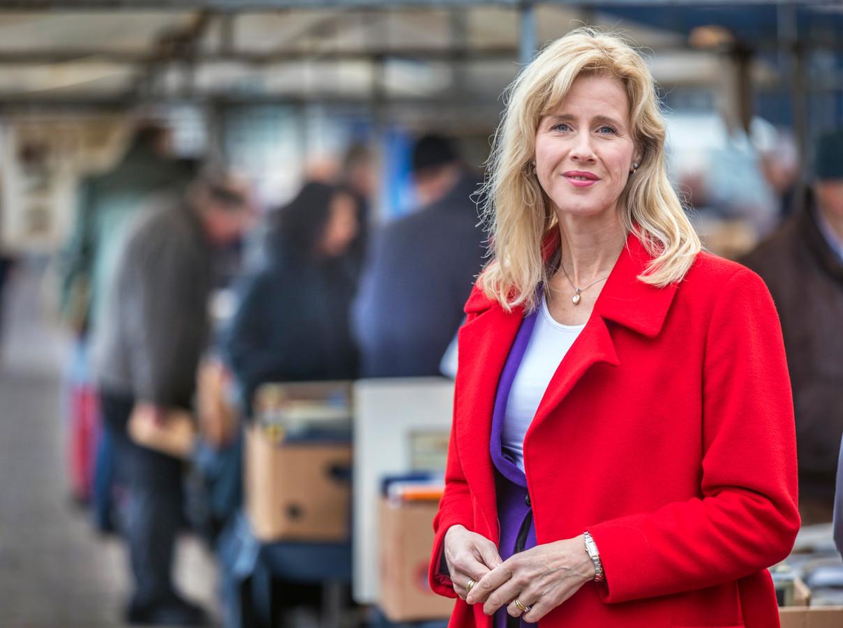 Mona Keijzer, staatssecretaris van Economische Zaken en Klimaat.
