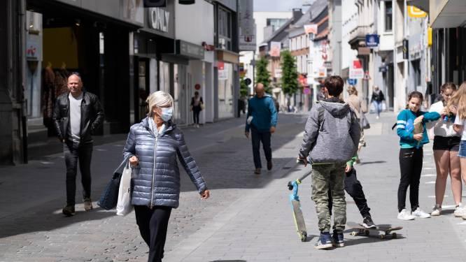 Lier voert mondmaskerplicht binnen stadsvesten opnieuw in