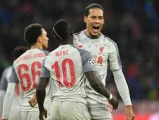 Van Dijk goud waard voor Liverpool in München