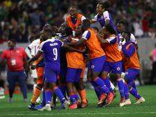 Haïti naar halve finales na spektakel tegen Canada, Mexico verder na strafschoppen