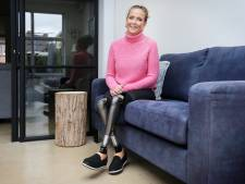Marleen raakte beide benen kwijt tijdens zwangerschap: 'Maar ik ben er nog'