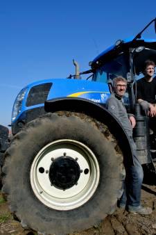 'De jongens hebben boerenbloed en geven nieuwe energie'