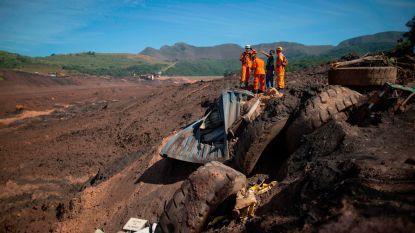 Dodental dambreuk Brazilië over de 100