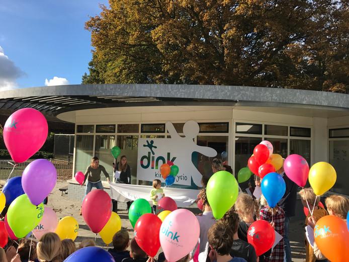 De opening van DINK Kinderfysio in Beuningen.