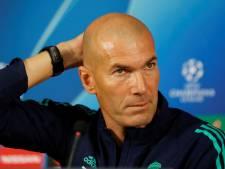 Geruchten over ontslag raken Zidane
