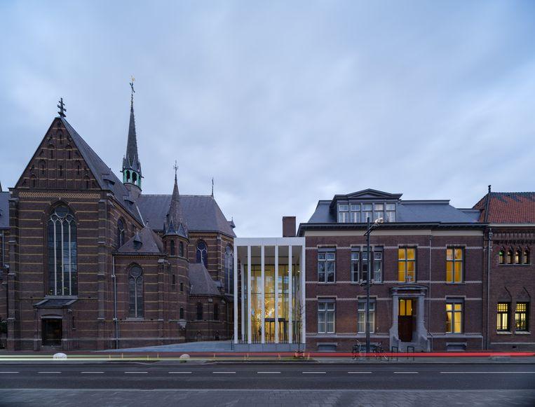 Domusdela, Eindhoven. Architect: diederendirrix en Architecten En En. Opdrachtgever: Bureau Franken. Beeld Ossip van Duivenbode