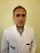 Arts-microbioloog en viroloog Jean-Luc Murk van het ETZ