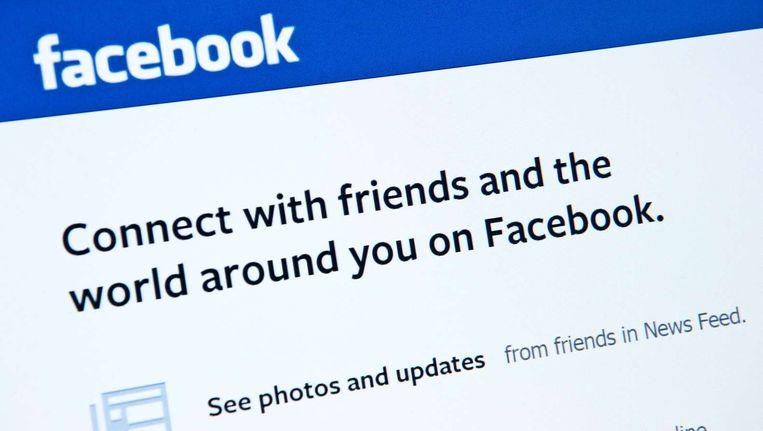 Facebook heeft een te streng blootbeleid volgens artiesten. Beeld anp