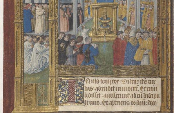 Late Middeleeuwen een tijd van ongeletterde mensen in povere huisjes? 'Volk las al zelf de bijbel'