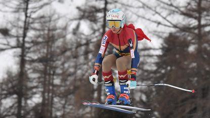 Voormalig olympisch kampioene Mancuso zet punt achter carrière, Goggia wint tweede WB-afdaling op rij
