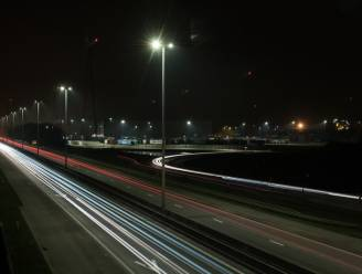 """Minder verlichting op N44 in Aalter: """"Niet nodig om 's nachts hele traject te verlichten"""""""