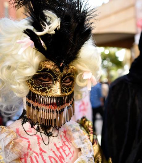 Zoetermeerse najaarskermis weer in teken van Halloween
