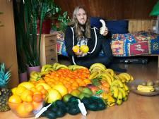 Sliedrechter Ronny (25) eet 2 kilo bananen per dag
