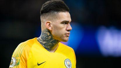 VIDEO. City-doelman tekende tegen Schalke al voor tweede assist, eerder schoot hij ook een wereldrecord aan diggelen