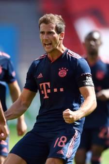LIVE   Bosz probeert terug te vechten tegen Bayern, Leipzig met man minder
