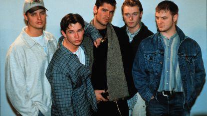 Boyzone neemt afscheid van Belgisch publiek op 'I Love the 90's' in Hasselt