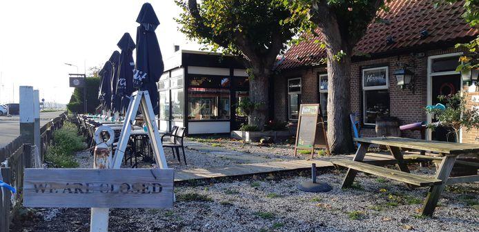 Het Loze Vissertje stond een tijd leeg, maar nu is er weer leven in de brouwerij.