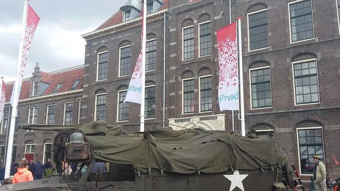 Het Vrijheidsfestival op de Johan Willem Frisokazerne in Ede.