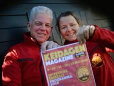 Nieuw op de Lochemse Keidagen: 'gekke goochelaar' en kindercircus