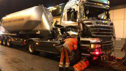Kennedytunnel terug vrijgegeven na ongeval met vrachtwagens