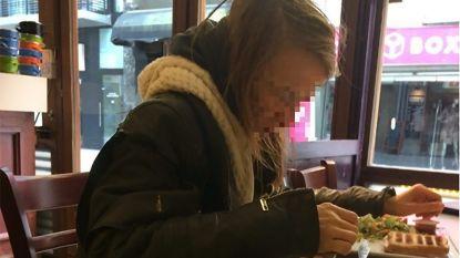 Hoe tafelschuimster Nadine W. meer dan 120 keer wegliep uit restaurant: toen politie haar eten aanbood, had ze geen honger