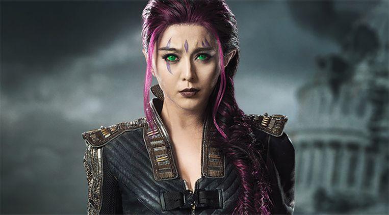 Fan Bingbing als Blink in 'X-Men: Days of Future Past'