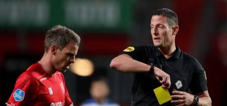 FC Twente snijdt zichzelf in de vingers: 'Ik was na de eerste helft teleurgesteld in iedereen'