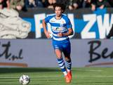 PSV toont interesse in verdediger Philippe Sandler van PEC Zwolle