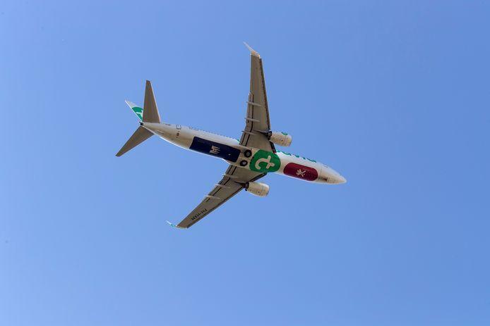 Transavia is een van de kandidaten om in de toekomst vanaf Lelystad Airport te gaan vliegen.