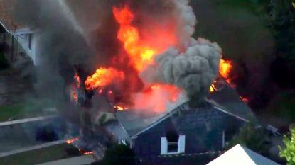 """Experts na ravage in Boston: """"Brand op grote schaal door gaslek is zeer uitzonderlijk"""""""
