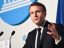 Macron durcit les sanctions pour la consultation d'images sur internet