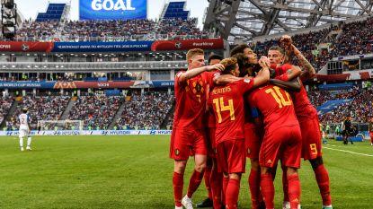 Boete voor klappen na WK-match