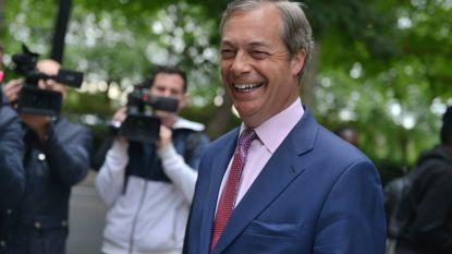 Nigel Farage krijgt 24 uur om Europees parlement uitleg te geven over vermeende fraude, Brit niet van plan naar Brussel af te zakken