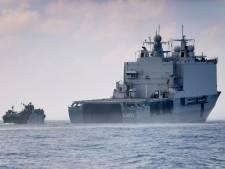 GroenLinks: Geef marineschepen namen van 'stoere vrouwen'