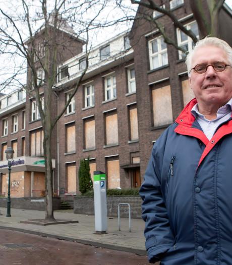 Actie voor behoud voorgevel 't Ketrientje in Bergen op Zoom