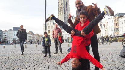 Kleine Stadsartiesten willen breakdancen in jouw vakantiestraat