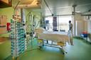 De gesloten afdeling op ziekenhuis Bernhoven in Uden.