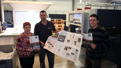 Holsbeek lanceert nieuw gemeenteblad 'Hi'